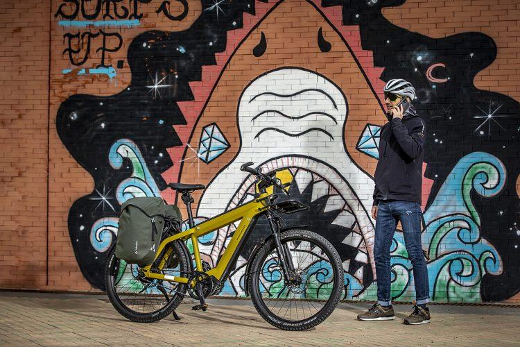 Vaude Comyou pro - Bike bag
