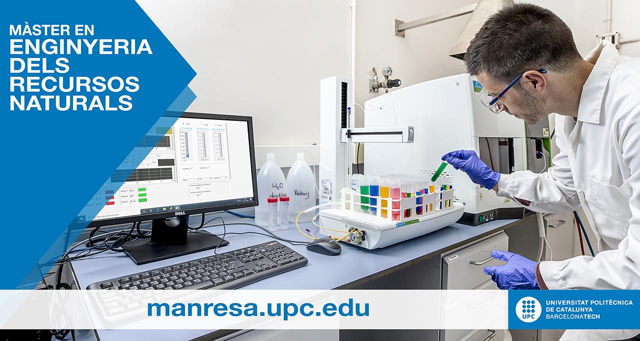 UPC Master Universitario Recursos Naturales