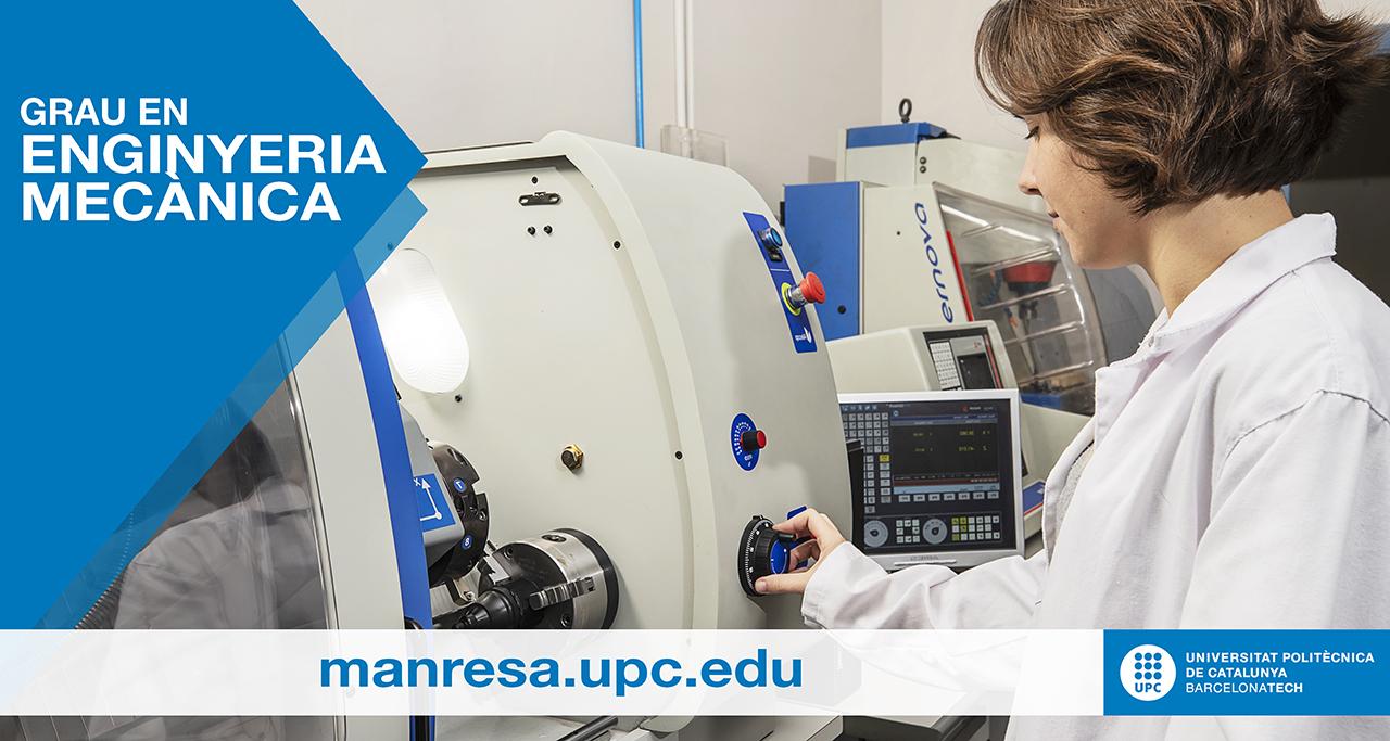 UPC Grado en Enginyeria Mecanica