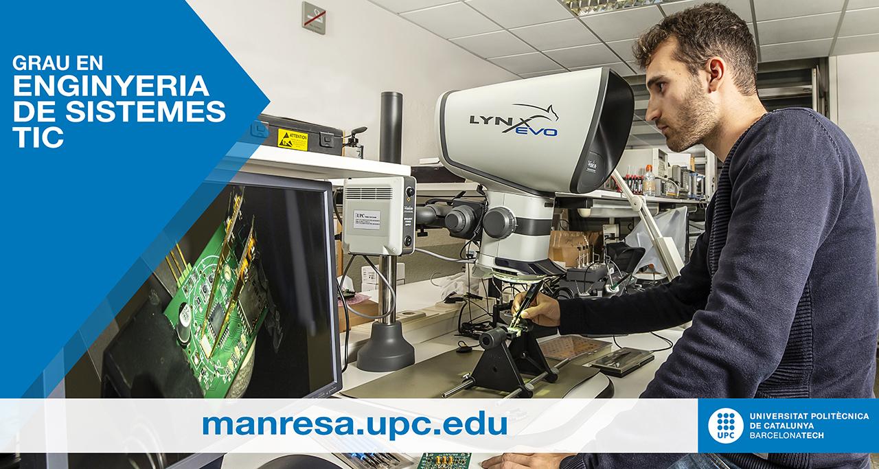 UPC Grado en Enginyeria de Sistemas TIC