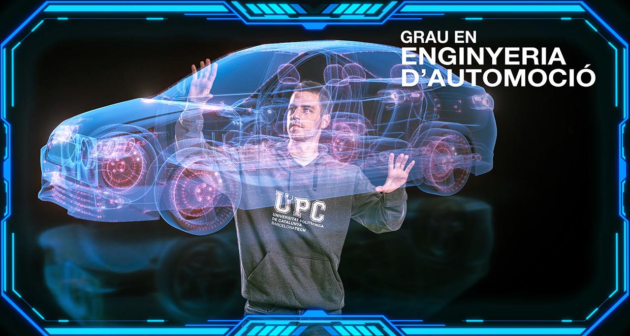 UPC Grado en Enginyeria de Automoción