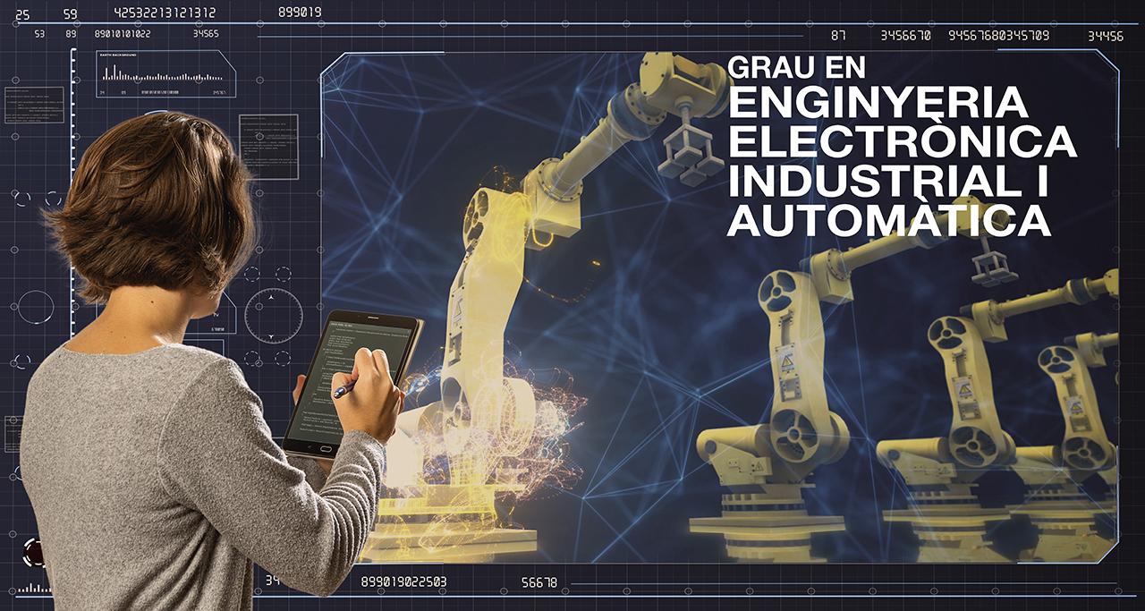 UPC Grado en Enginyeria Electronica Industrial y Automatica